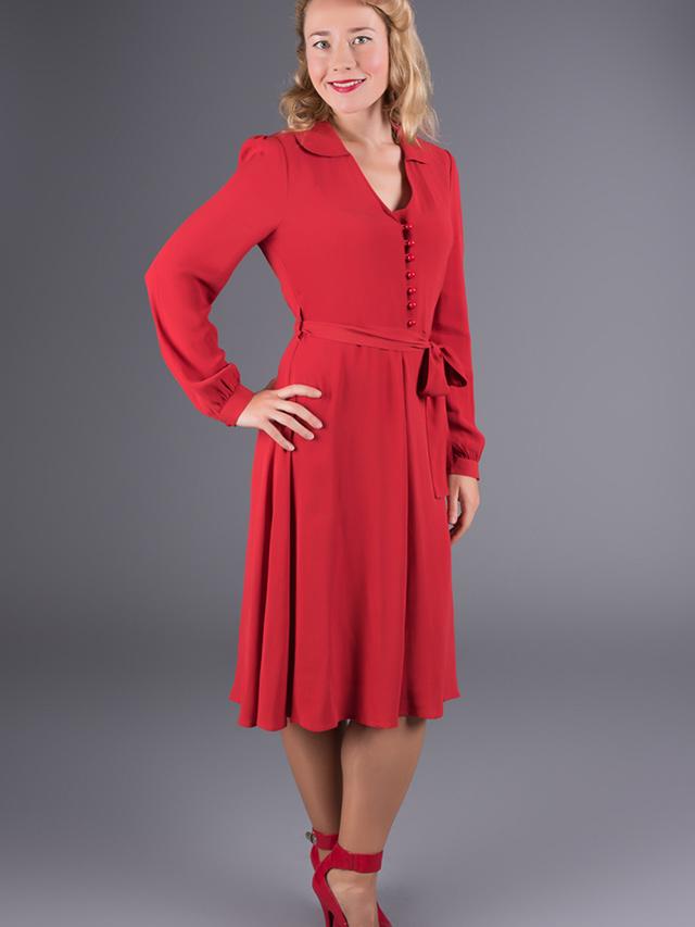 1940s Clarice Dress