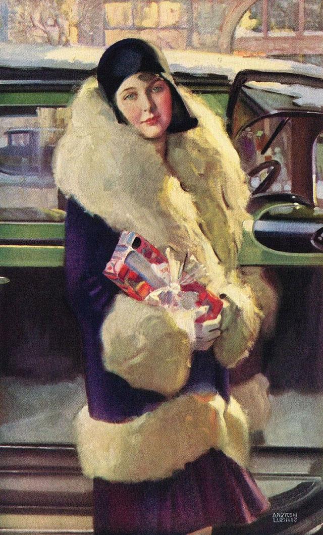 Chevrolet ad,1929