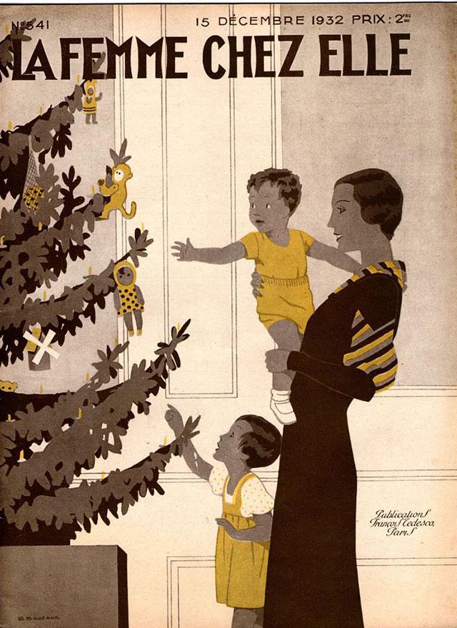 La Femme Chez Elle, 1932