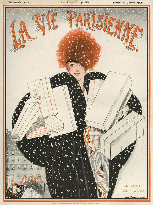 La Vie Parisienne, 1921