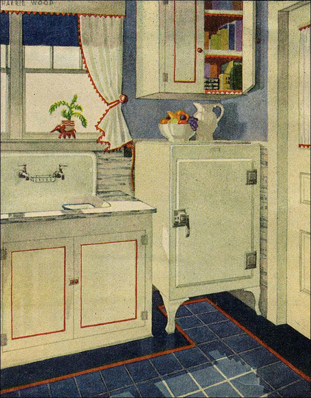 1929 kitchen