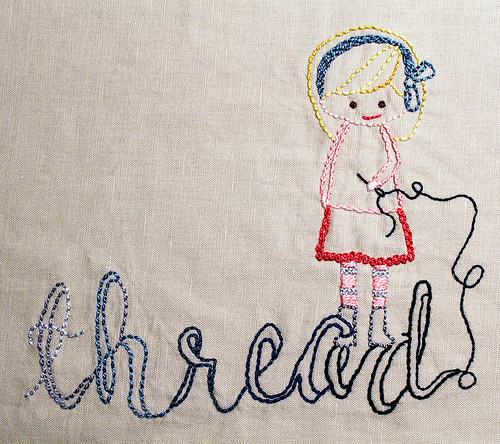 Embroidery for Beginners - Sew Delicious