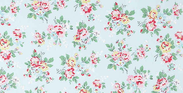 Cath Kidston - Kingswood Rose Cotton
