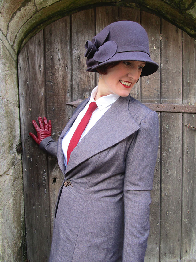 1930s lightweight coat