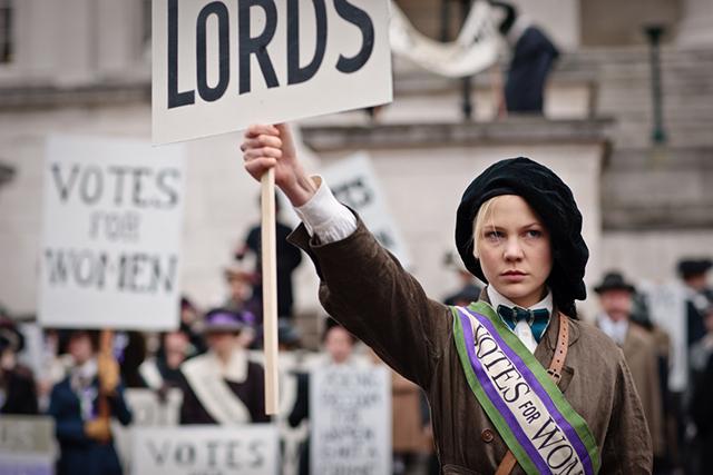 Valentine Suffragette