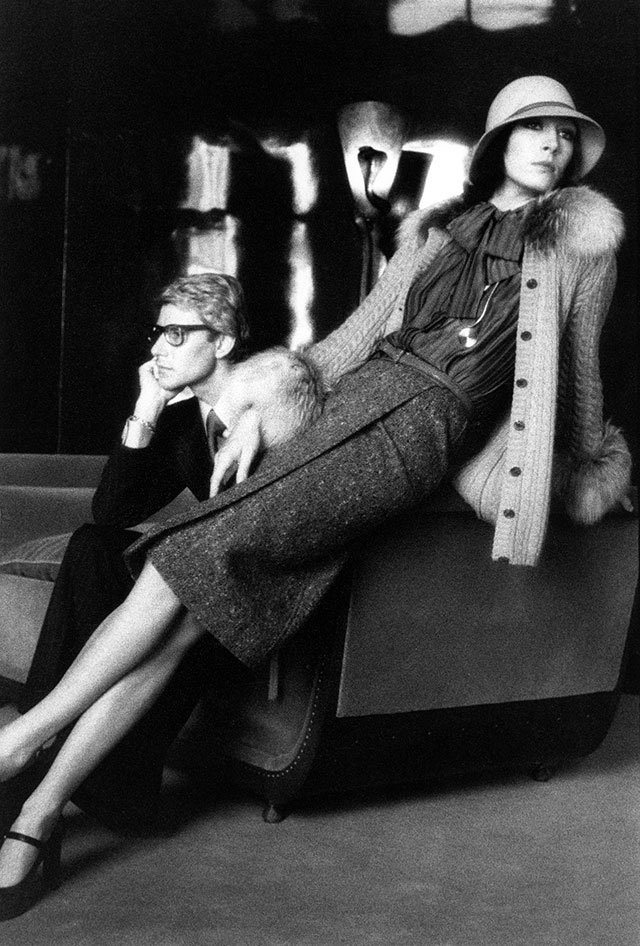 Yves Saint Laurent, 1973
