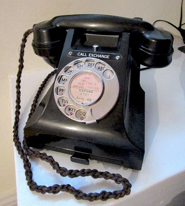 GPO Bakelite 312 Telephone