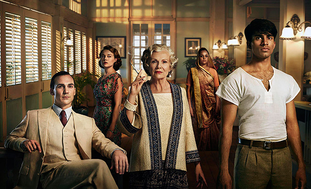 Indian Summers cast