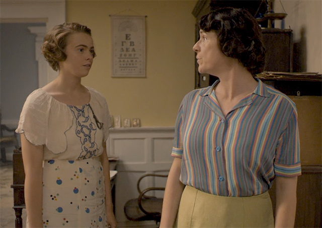 Margo and Florence - The Durrells