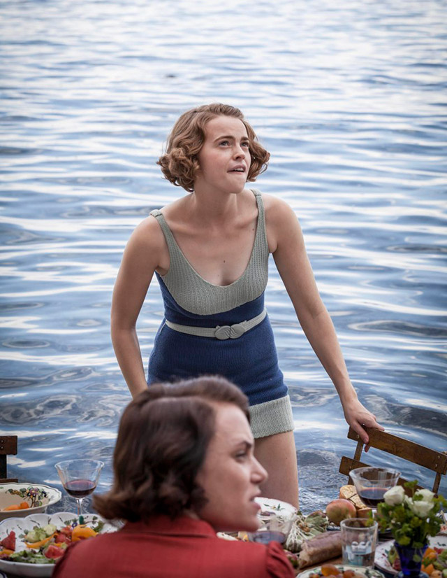 Margo, The Durrells