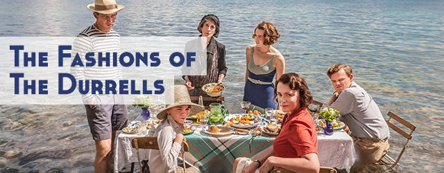 The Durrells ITV