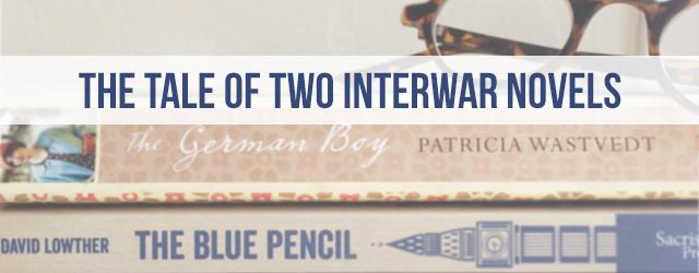 Two interwar novels