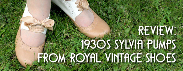 Royal Vintage Shoes review