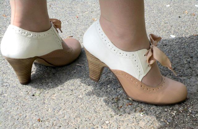Royal Vintage Shoes Sylvia