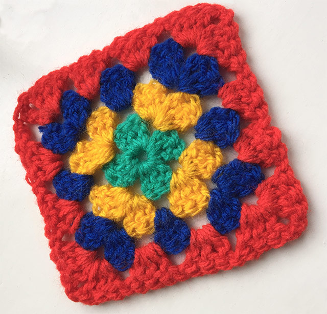 My Granny Square