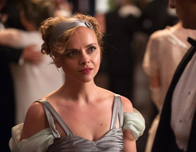 Christina Ricci as Zelda Fitzgerald
