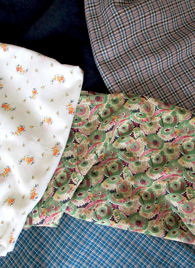 Fabrics from Brighton