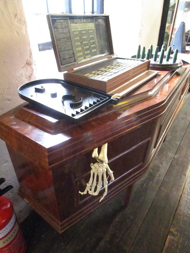 Bakelite Coffin