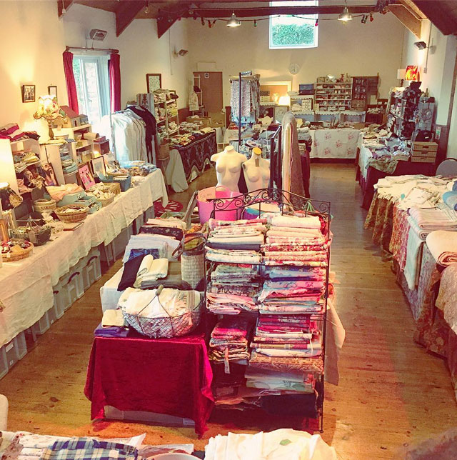 West Country Vintage Textile Market