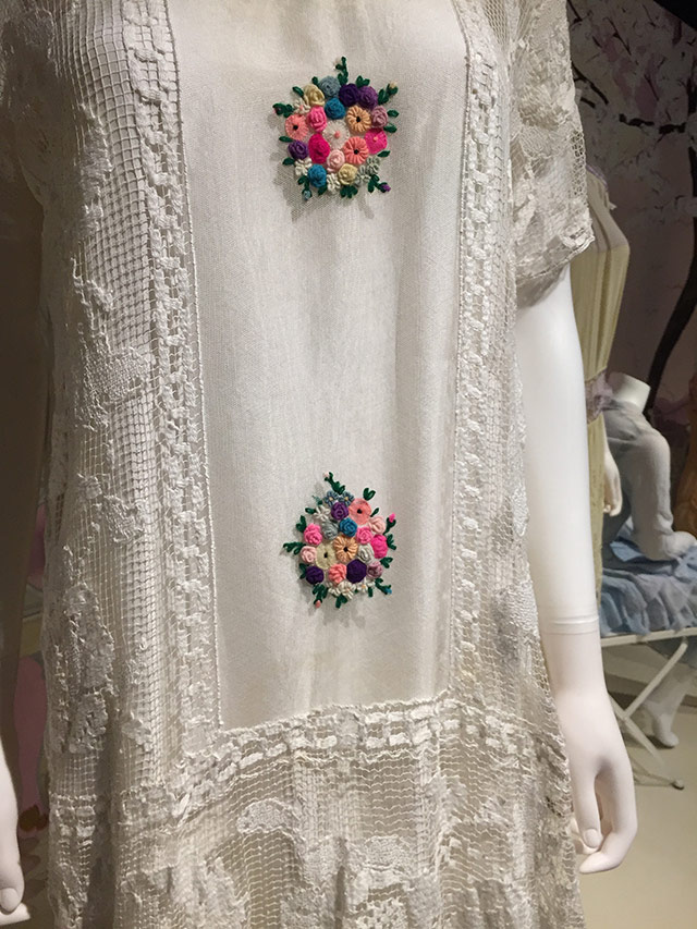 1920s embroidery