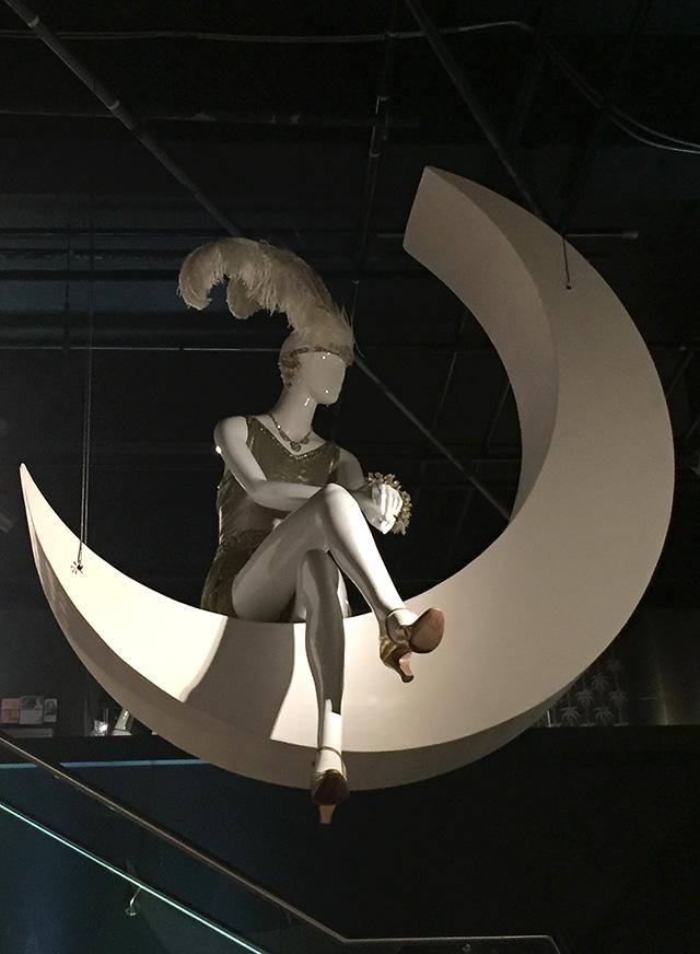 1920s moon