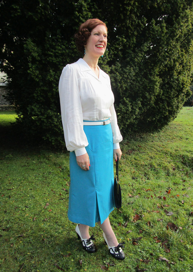 Indian Summers 1930s Outfit
