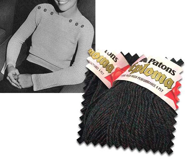 1930s leisure jumper