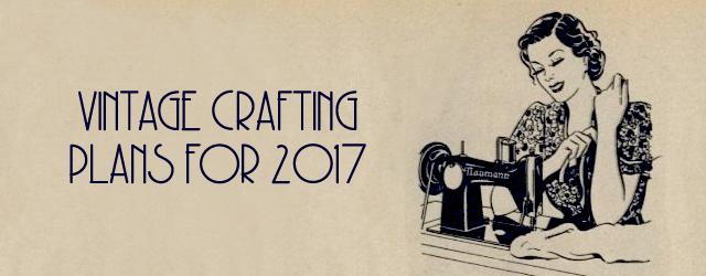 Vintage crafting