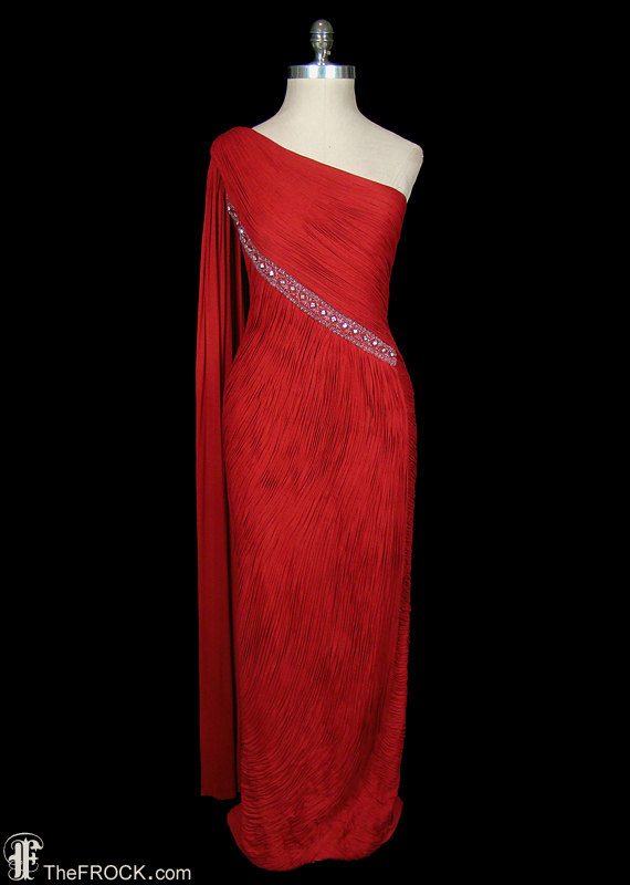Madame Gres dress