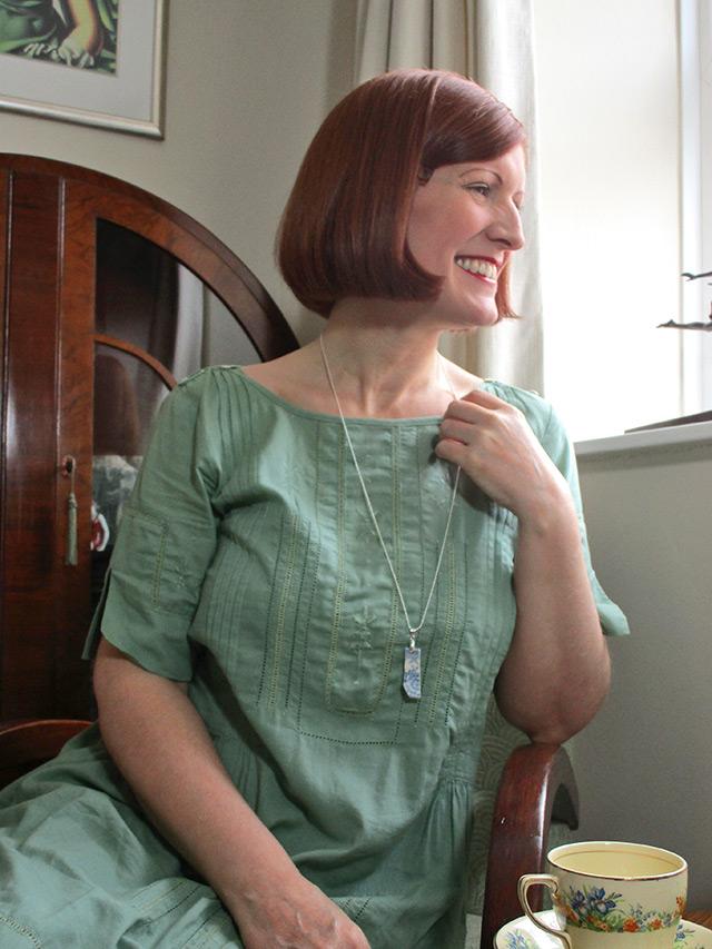 1920s style dress