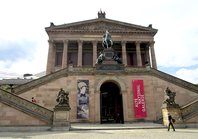 Berlin Old National Gallery
