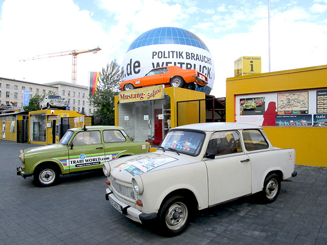 Trabi World - Berlin
