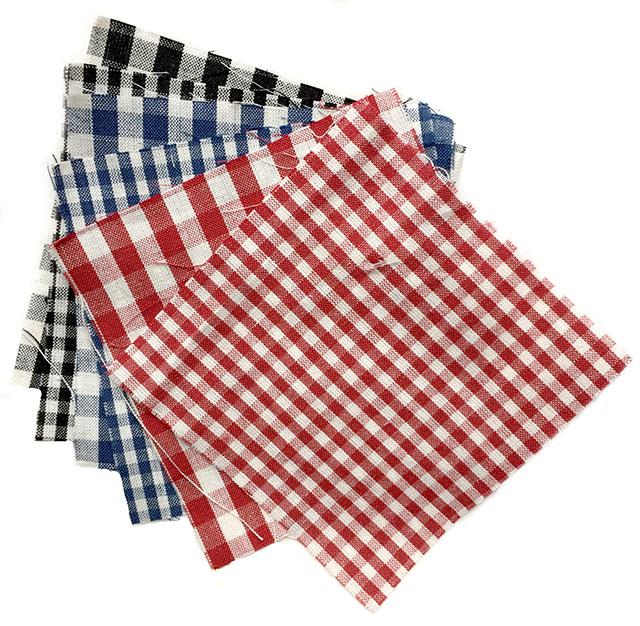 Organic Cotton Textiles samples
