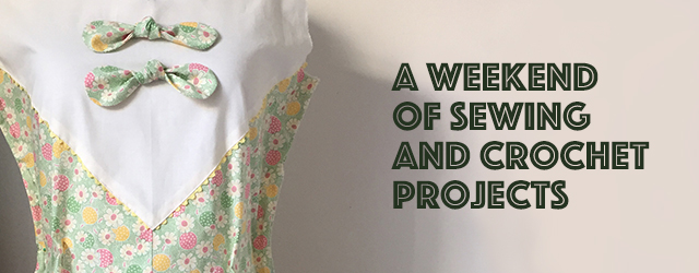Sewing & crochet projects