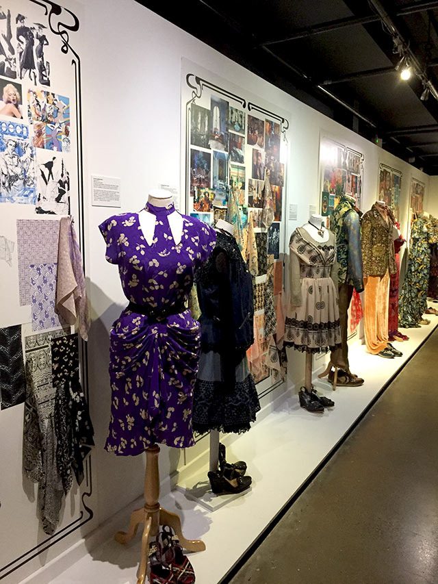 Anna Sui mood boards