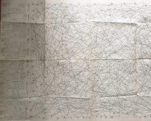 1930s Austrian pattern sheet
