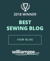 William Gee Best Sewing Blog