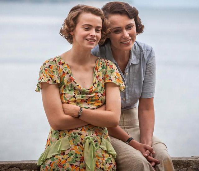 Margo & Louisa - The Durrells