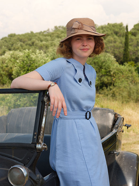 Margo - The Durrells